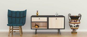 Focus sur le meuble de type industriel